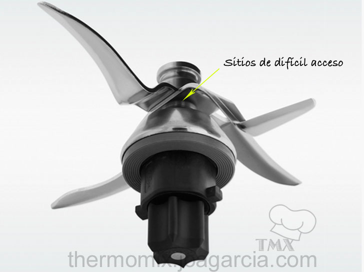 Cuchillas thermomix