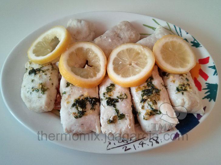 Merluza al limon