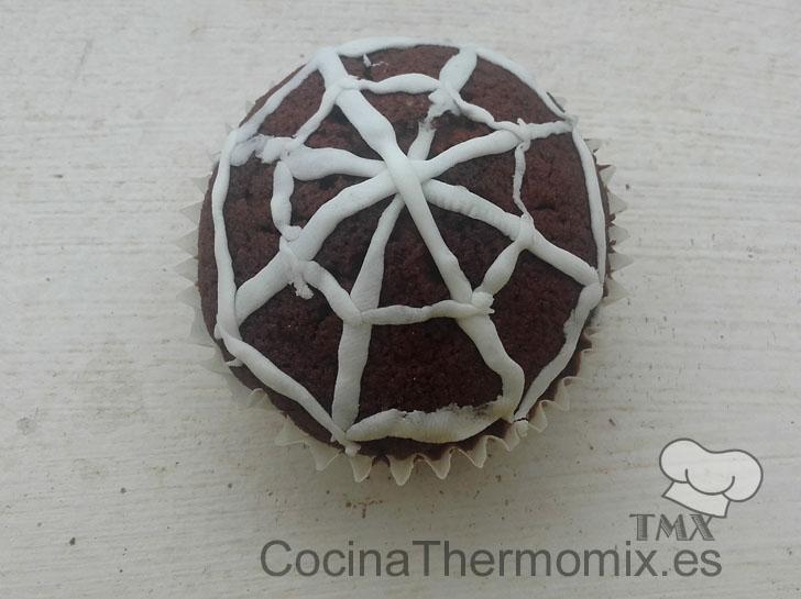 Muffins de calabaza con Thermomix