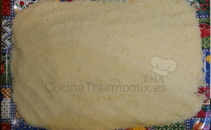 Pan rallado en Thermomix… que no se estropee