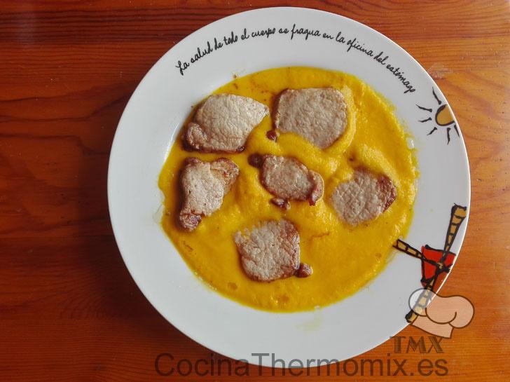 Salsa de naranja y canela con Thermomix