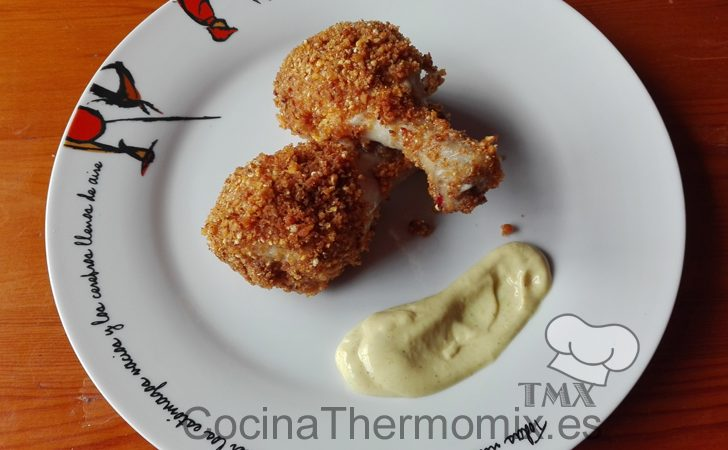 Jamoncitos de pollo crujientes
