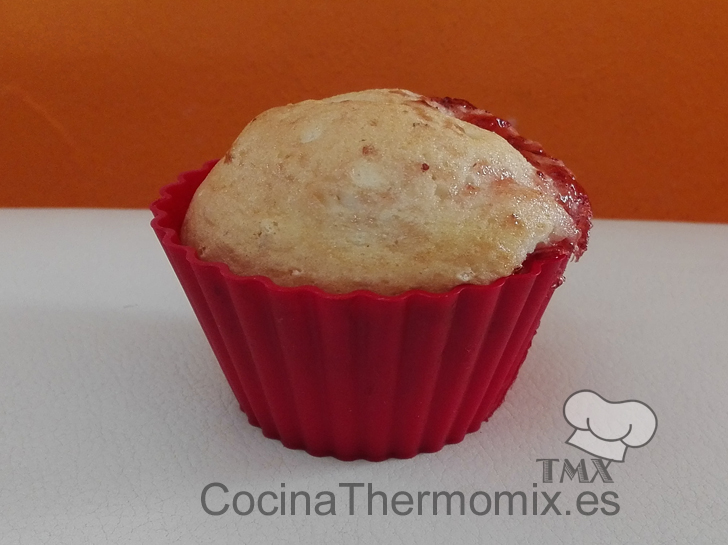 Muffins de queso con Thermomix