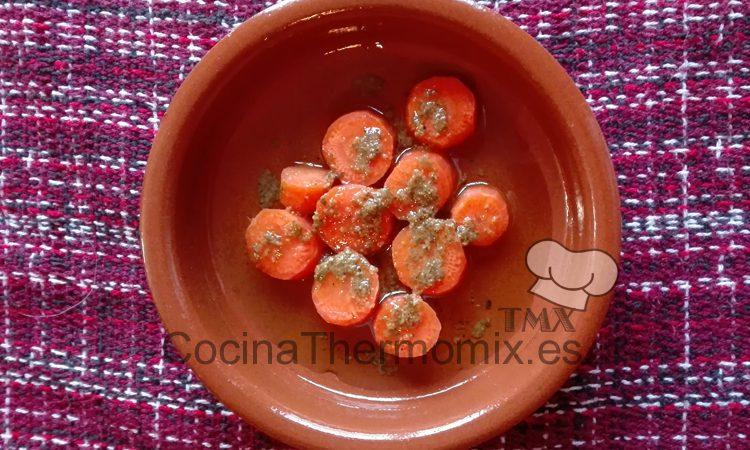 Ensalada marroquí de zanahoria