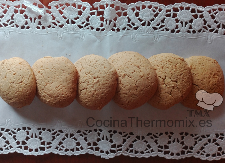 Galletas de leche condensada con Thermomix