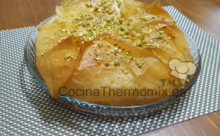 Pastel de Siria