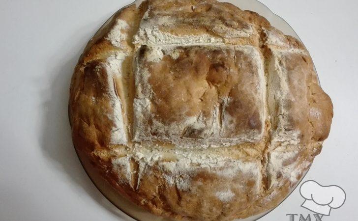 Pan en bolsa de asar